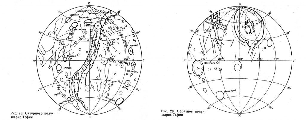 G.A. Burba's Tethys Map with Nomenclature