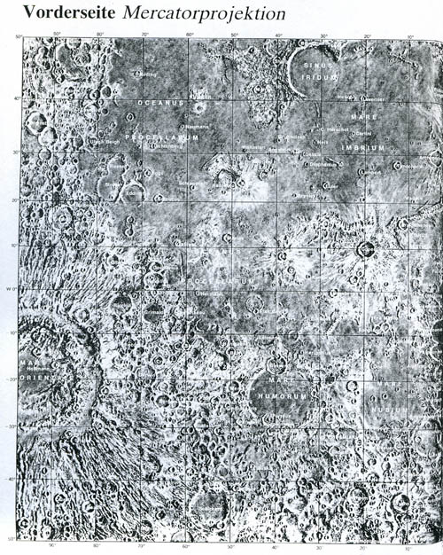 Atlas of the Moon (1953)