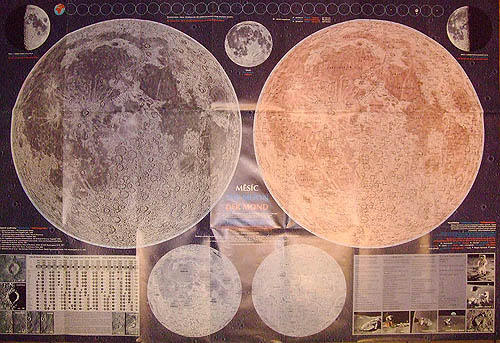 Rükl's Moon Map (1999)