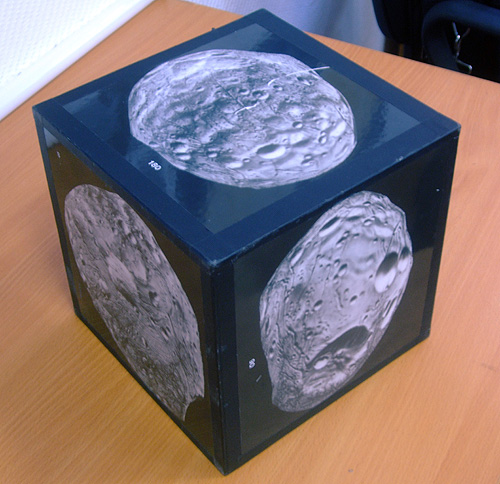 Cube of Phobos