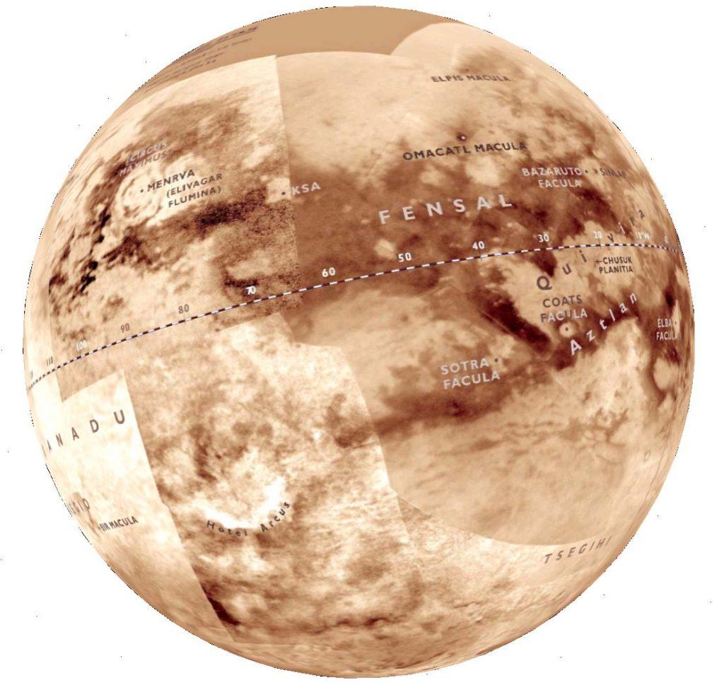 Globe of Titan (2010)