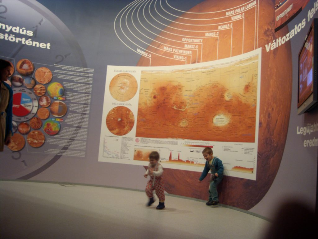 Topográf's Map of Mars (2005)