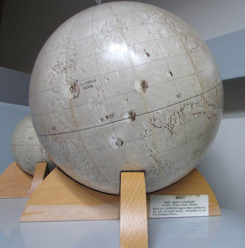 USGS Globe Series