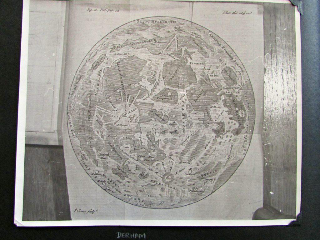 Derham's map of the Moon