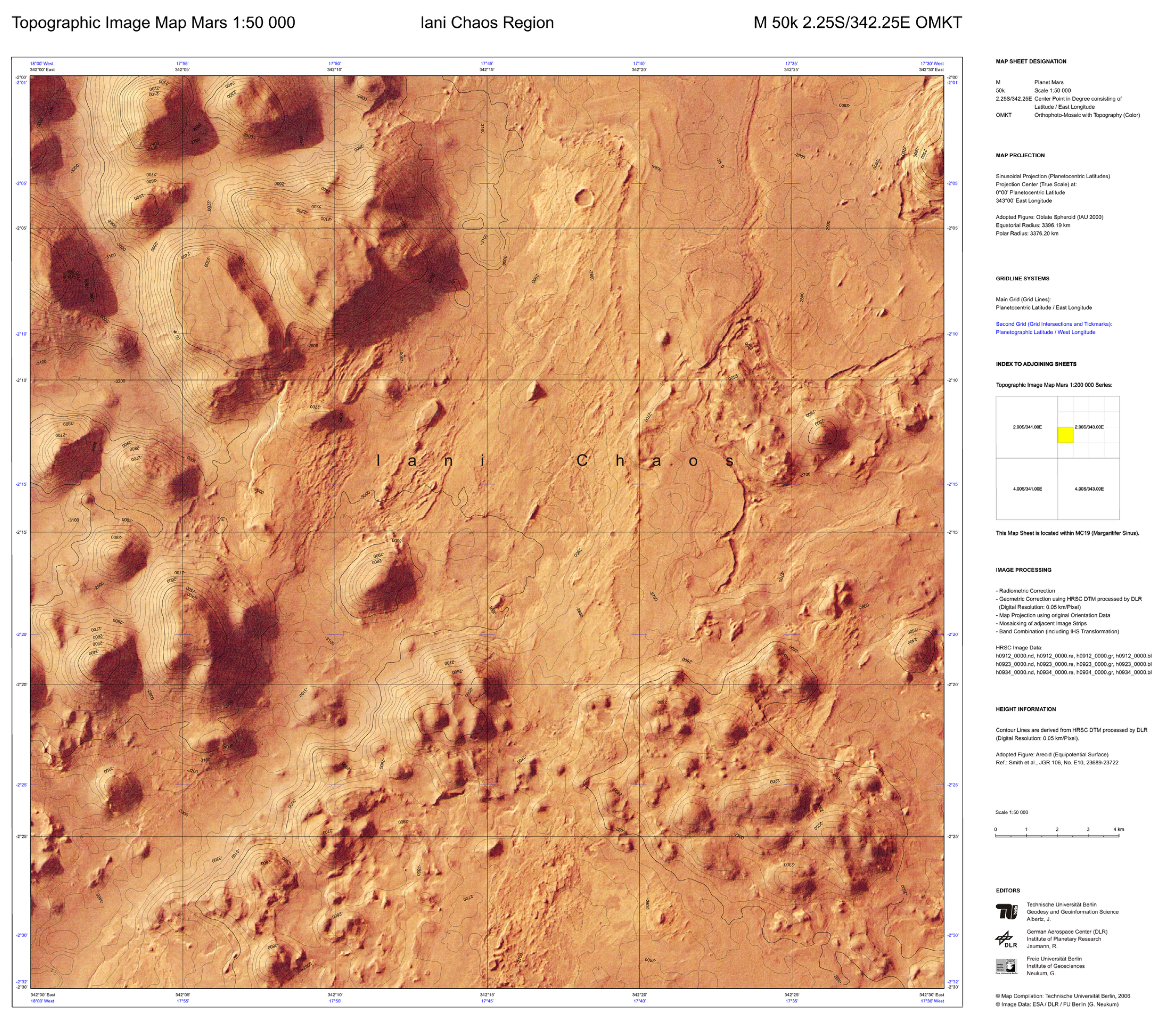 The High Resolution Stereo Camera (HRSC) of Mars Express and its