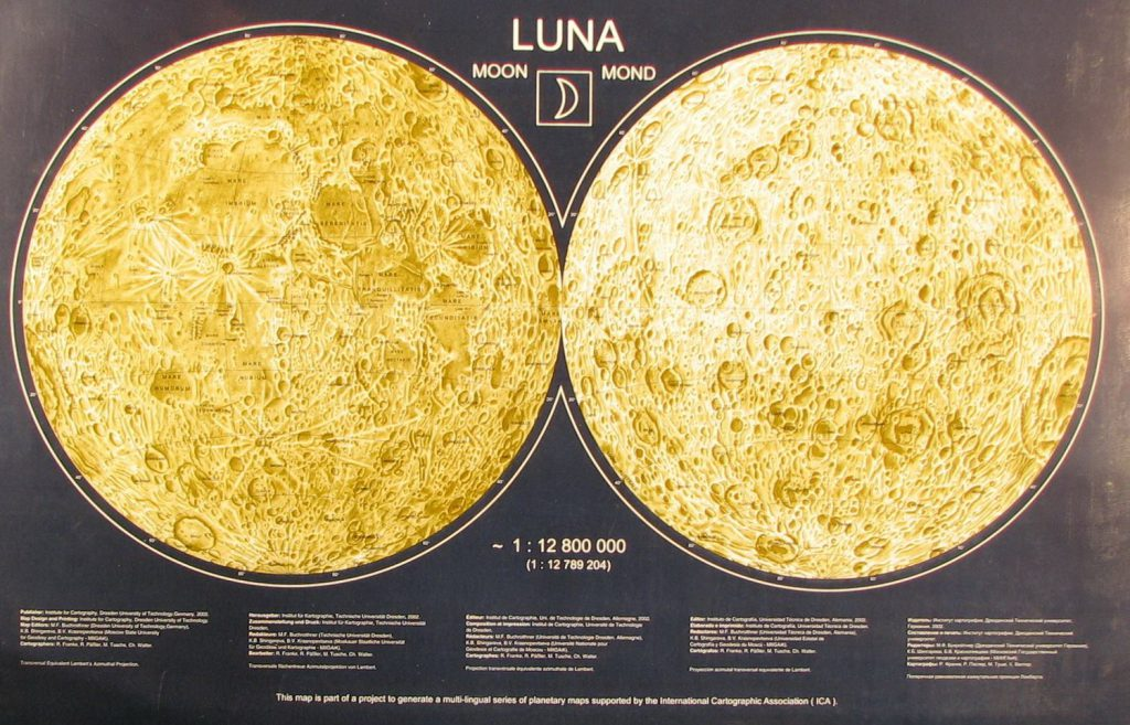 Luna (Dresden map)