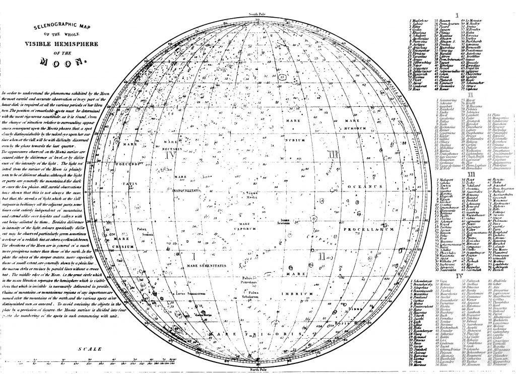 Millner's Atlas (1850)