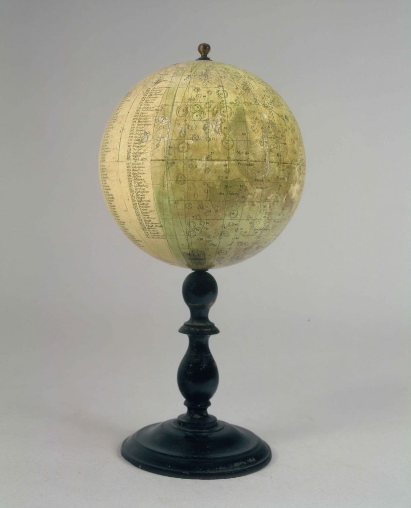 Gaudibert's Globe de la Lune