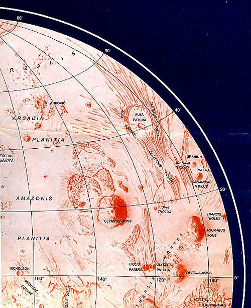Dresden Map of Mars (2002)