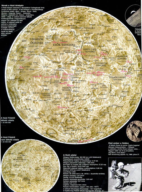 Topográf's Map of the Moon (2005)