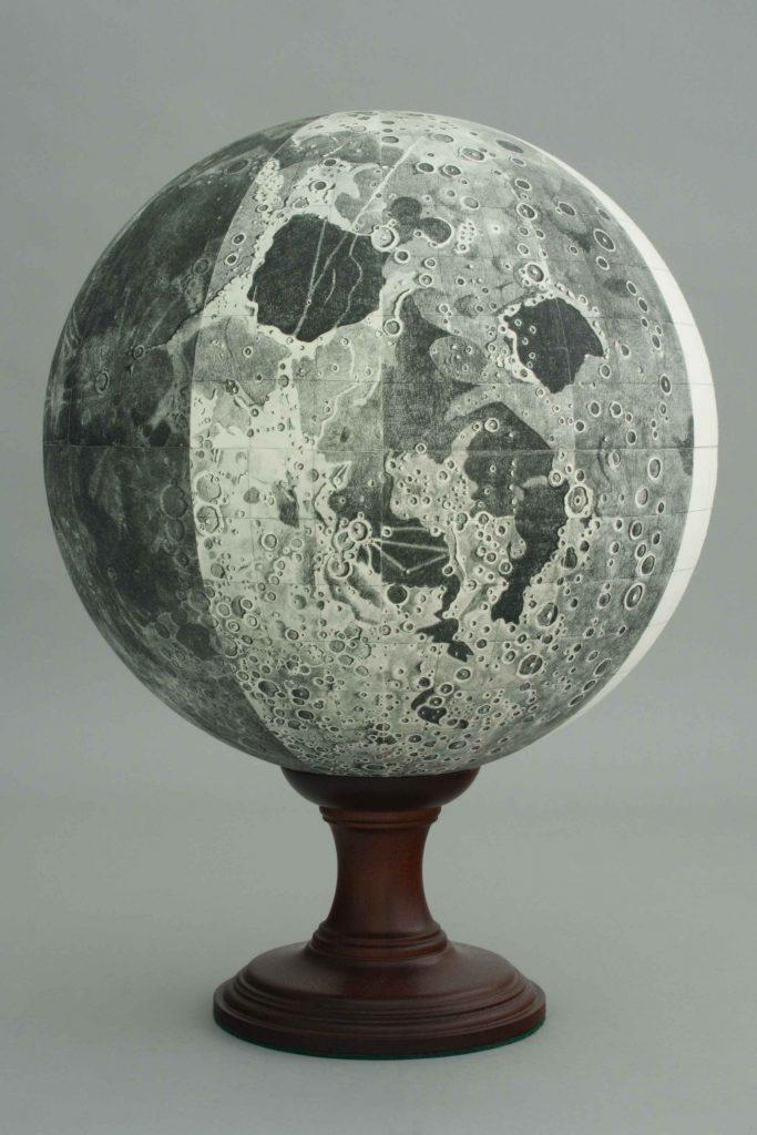 Tobias Mayer's Lunar Globe (1750)