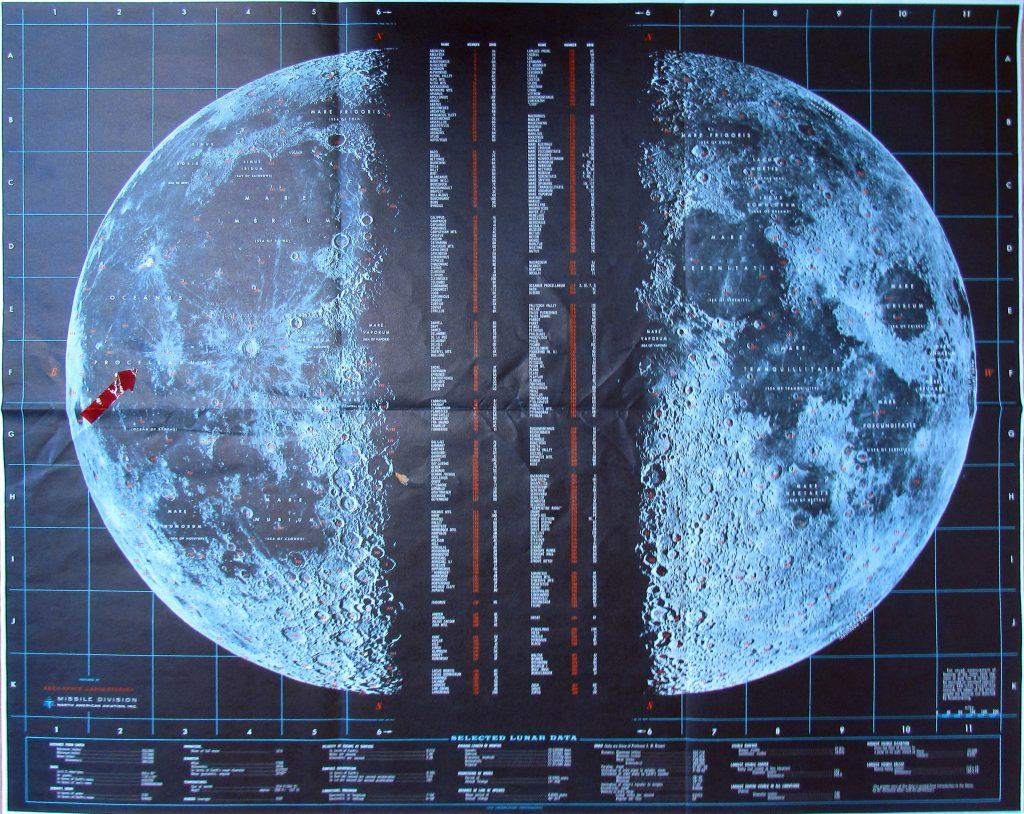 The Moon through the eyepiece