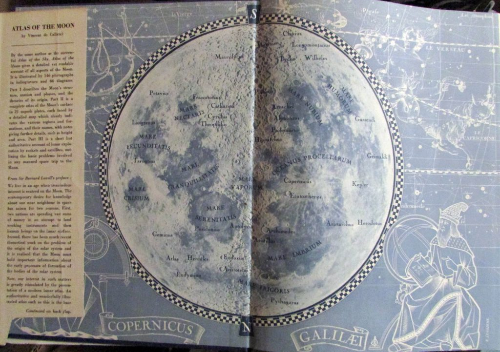 Atlas of the Moon (1964)