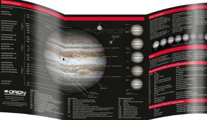 Orion Jupiter Map and Observer Guide