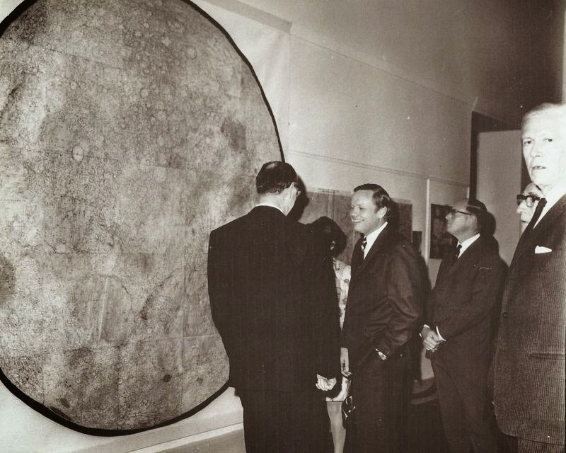 Wilkins' maps of the Moon