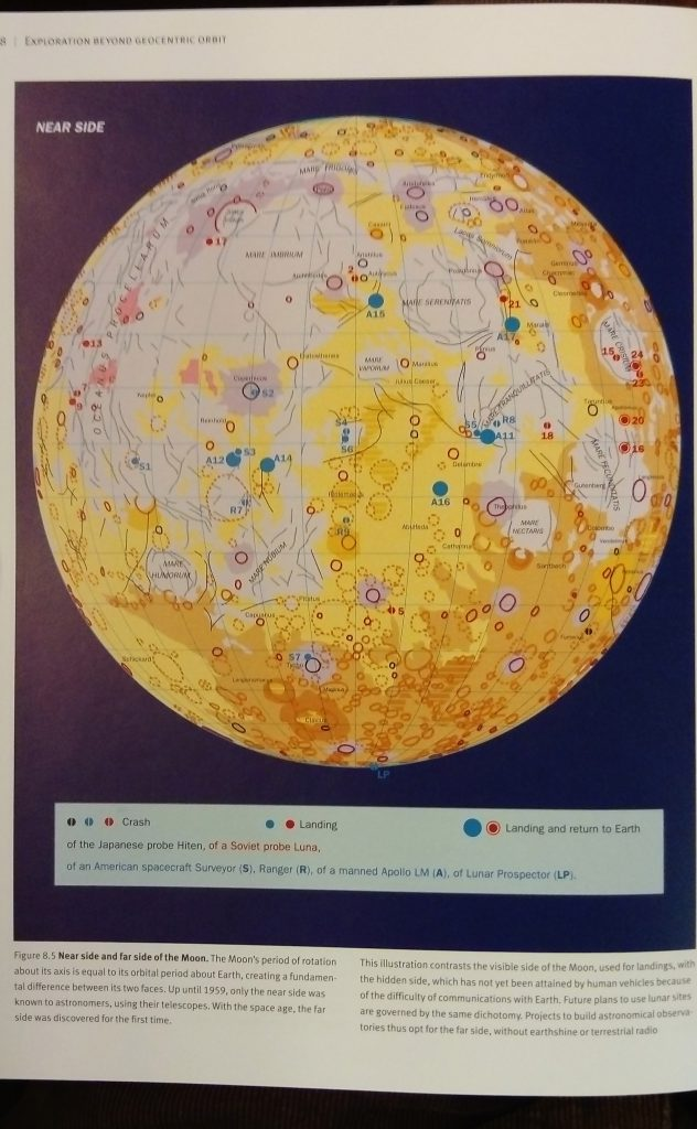 Ghirardi-Pasco-Verger Map of the Moon