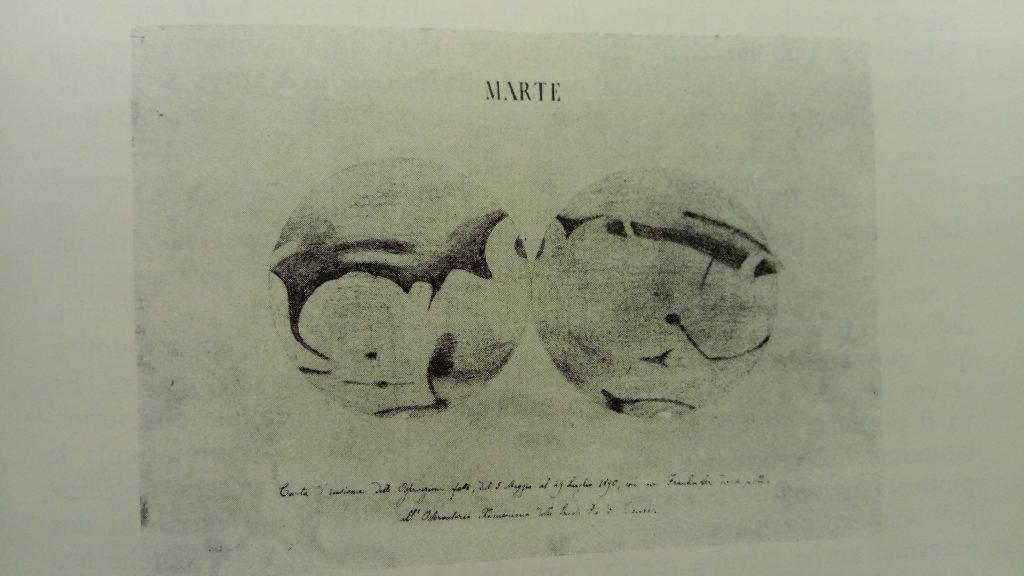 Marte by Giovanni Giovannozzi (1890)