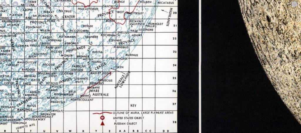 Ginn Moon Map